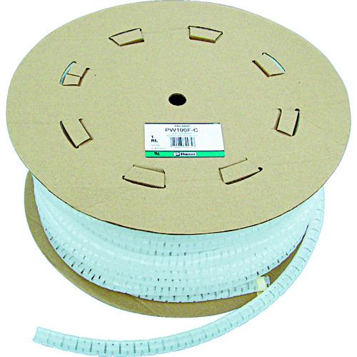 パンドウイット 電線保護材 パンラップ ナチュラル [PW50F-T] PW50FT 販売単位:1 送料無料