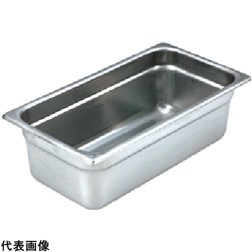 スギコ 18-8スーパーデラックスパン 1/3サイズ 325×176×200 [SH-1638SW] SH1638SW 販売単位:1 送料無料
