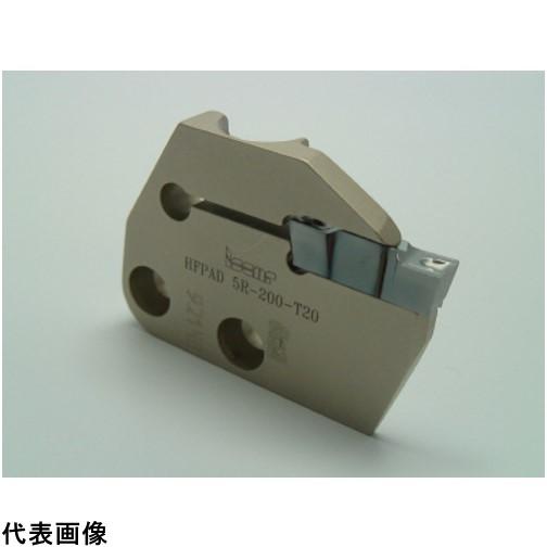 イスカル W HF端溝/ホルダ [HFPAD 5R-200-T20] HFPAD5R200T20 販売単位:1 送料無料