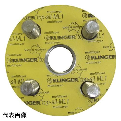 クリンガー フランジパッキン(5枚入り) ML1-10K-100A [ML1-10K-100A] ML110K100A 販売単位:1 送料無料