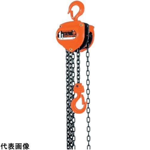 象印 スーパー100H級チェーンブロック0.5t [H-00525] H00525 販売単位:1 送料無料