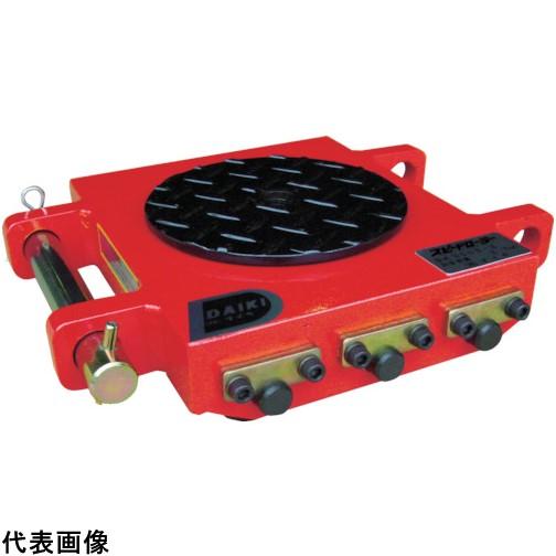 ダイキ スピードローラー超低床型ウレタン車輪5ton [DU8S-5] DU8S5 販売単位:1 送料無料