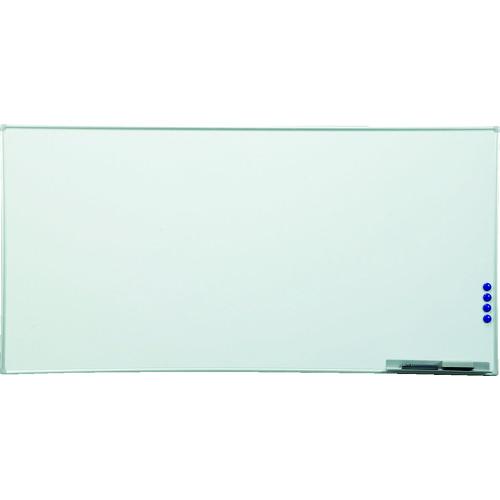 IRIS 537742 アルミホワイトボード 1800×900×21 [AWB-918] AWB918 販売単位:1 送料無料