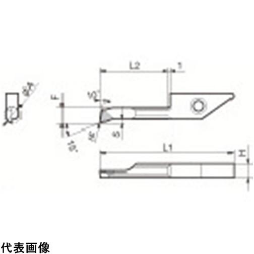 京セラ 旋削用チップ ダイヤモンド KPD001 [VNBR0420-02NB KPD001] VNBR042002NB 1個販売 送料無料