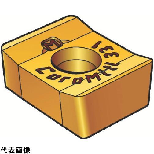 サンドビック コロミル331用チップ 3040 [N331.1A-145008E-KM 3040] N331.1A145008EKM 10個セット 送料無料
