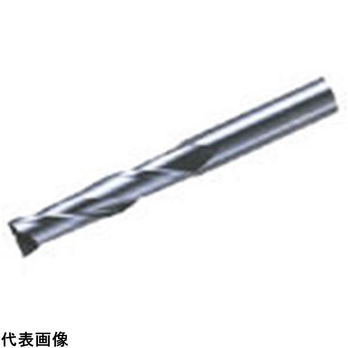 三菱K 2枚刃汎用エンドミルロング17.5mm [2LSD1750] 2LSD1750 販売単位:1 送料無料