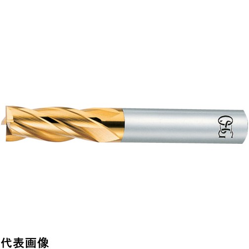 OSG ハイスエンドミル 88250 [EX-TIN-EMS-40] EXTINEMS40 販売単位:1 送料無料