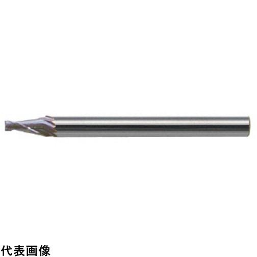 ユニオンツール 超硬エンドミル テーパ φ2×片角 10° [CCTE202020] CCTE202020 販売単位:1 送料無料