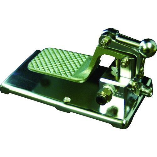 扶桑 空気機器 足踏式空気弁 C-50E型 (φ6チューブ継手付) [C-50E] C50E 販売単位:1 送料無料
