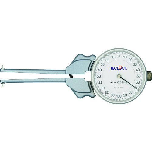 テクロック ダイヤルキャリパゲージ [IM-880] IM880 販売単位:1 送料無料