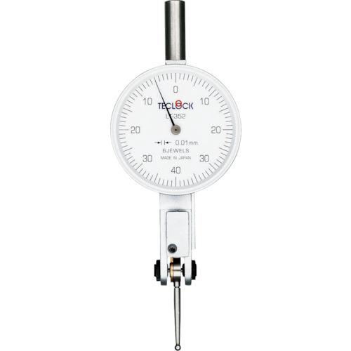 テクロック レバーテスト 測定範囲0~0.80mm [LT-352] LT352 販売単位:1 送料無料