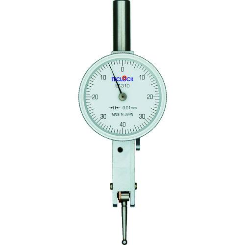 テクロック レバーテスト 測定範囲0~0.80mm [LT-310] LT310 販売単位:1 送料無料