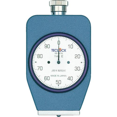 テクロック ゴム・プラスチック硬度計 [GS-721N] GS721N 販売単位:1 送料無料