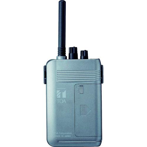 TOA 携帯型受信機(高機能型) [WT-1100] WT1100 販売単位:1 送料無料
