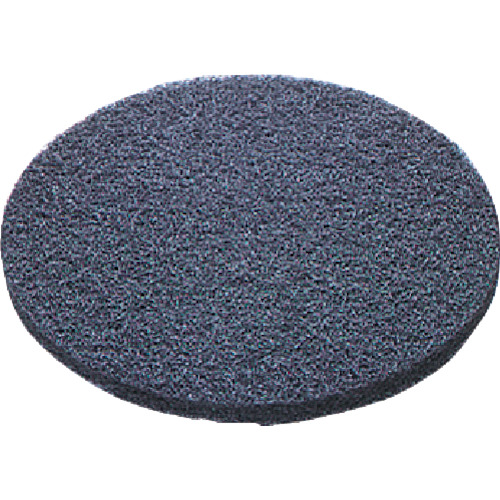 コンドル (ポリシャー用パッド)シックラインフロアパツド13 黒(完全剥離用) [E-16-13-B] E1613B 販売単位:1 送料無料
