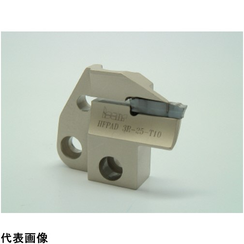イスカル W HF端溝/ホルダ [HFPAD 4L-58-T14] HFPAD4L58T14 販売単位:1 送料無料