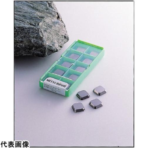 三菱 フライスチップ HTI10 [XPGT13T3PDFR-G2 HTI10] XPGT13T3PDFRG2 10個セット 送料無料