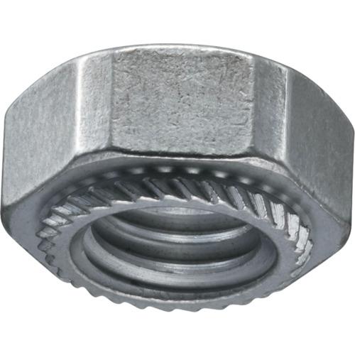 POP カレイナット/M4、板厚0.8ミリ以上、S4-07 (1000個入) [S4-07] S407 販売単位:1 送料無料