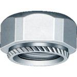 POP カレイナット/M6、板厚1.6ミリ以上、S6-15 (500個入) [S6-15] S615 販売単位:1 送料無料
