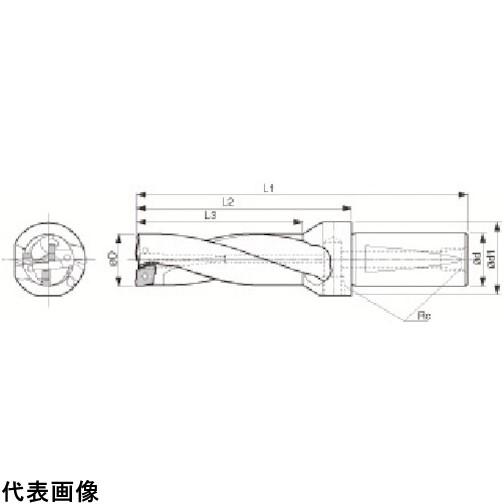 京セラ ドリル用ホルダ  [S25-DRZ1751-06] S25DRZ175106 1本販売 送料無料