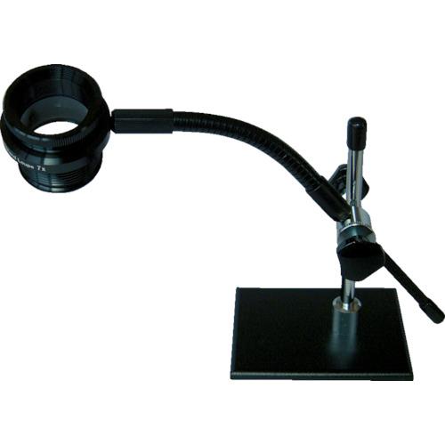 株 京葉光器 休み 測定 計測用品 光学 精密測定機器 ルーペ リーフ LON10S LON-10S ロングアイポイント スタンド 10x 8766 販売単位:1 送料無料 授与