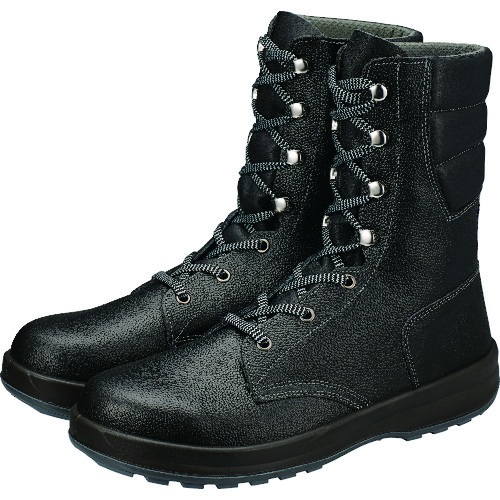 シモン 安全靴 長編上靴 SS33黒 23.5cm [SS33-23.5] SS3323.5 販売単位:1 送料無料