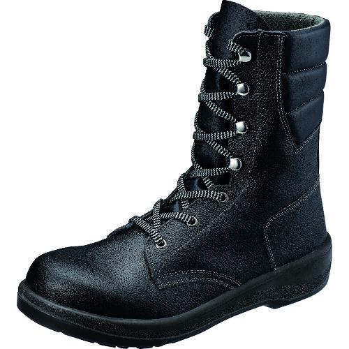 シモン 安全靴 長編上靴 7533黒 25.0cm [7533N-25.0] 7533N25.0 販売単位:1 送料無料