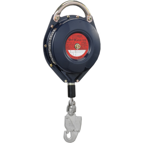 タイタン セイフティブロック(ワイヤーロープ式) [SB-12] SB12 販売単位:1 送料無料