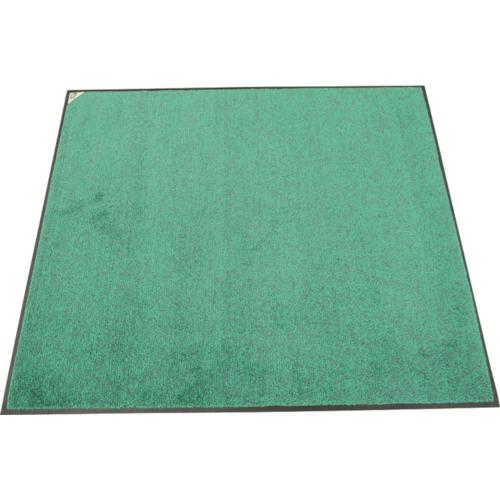 コンドル (吸水用マット)ECOマット吸水 #15 緑 [F-166-15 GN] F16615 販売単位:1 送料無料
