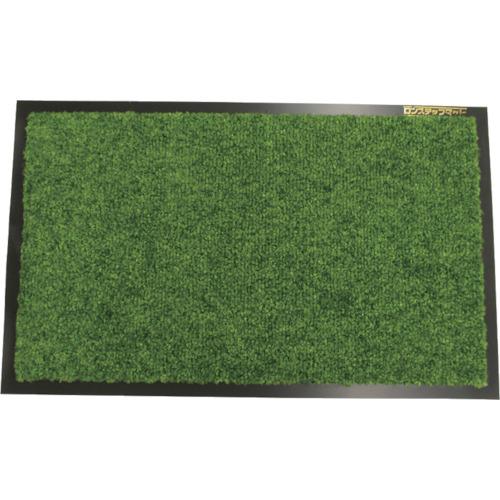 コンドル (屋内用マット)ロンステップマット #15 R8 緑 [F-1-15 GN] F115 販売単位:1 送料無料