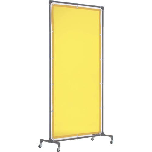 TRUSCO トラスコ中山 溶接遮光フェンス 1020型単体 黄 [YFB-Y] YFBY 販売単位:1 送料無料
