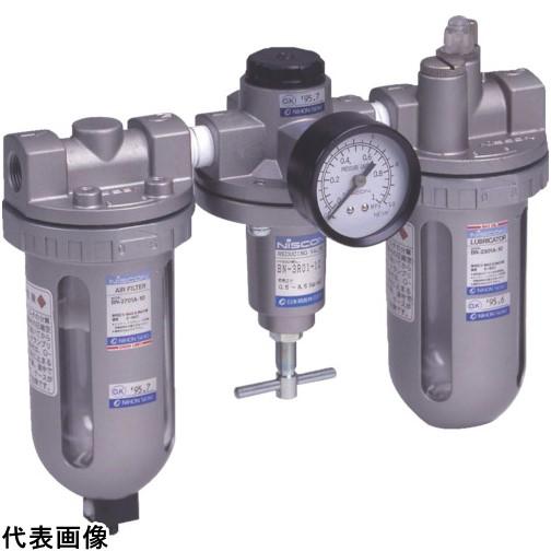 日本精器 FRLユニット20A [BN-2501-20] BN250120 販売単位:1 送料無料
