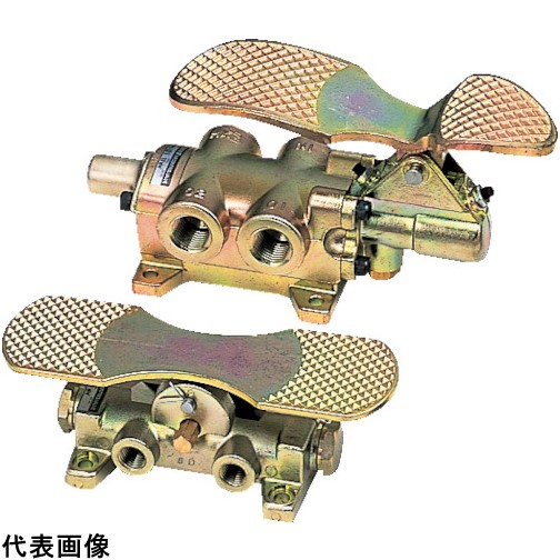 TAIYO フートバルブ 3/8 [4FN-103] 4FN103 販売単位:1 送料無料