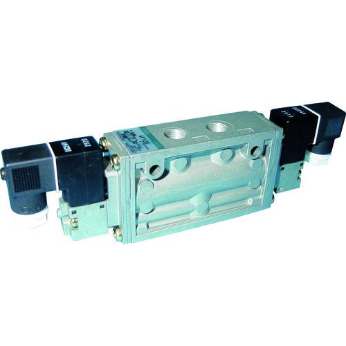 CKD 4Fシリーズパイロット式5ポート弁セレックスバルブ [4F120-06-AC100V] 4F12006AC100V 販売単位:1 送料無料