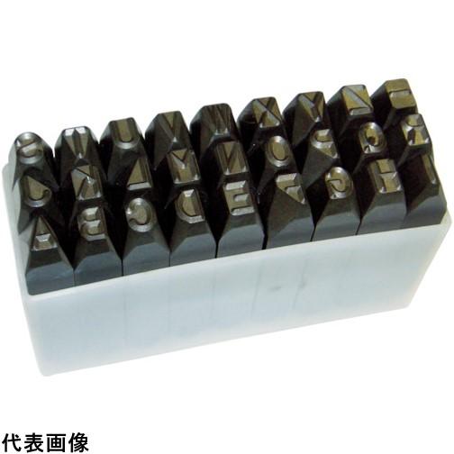 TRUSCO トラスコ中山 英字刻印セット 13mm [SKA-130] SKA130 販売単位:1 送料無料