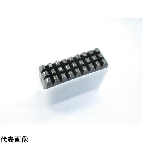 TRUSCO トラスコ中山 英字刻印セット 6mm [SKA-60] SKA60 販売単位:1 送料無料
