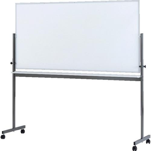 TRUSCO トラスコ中山 回転ボード 両面仕様 白X白 900X1800 [RG-304] RG304 販売単位:1 送料無料
