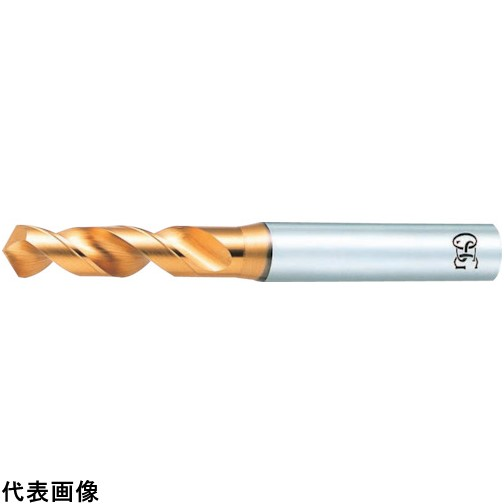 OSG EXゴールドドリル ステンレス・軟鋼用スタブ 61698 [EX-SUS-GDS-19.8] EXSUSGDS19.8 販売単位:1 送料無料