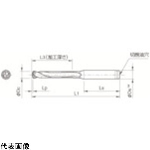 京セラ ドリル用ホルダ  [SS12-DRC105M-5] SS12DRC105M5 1本販売 送料無料