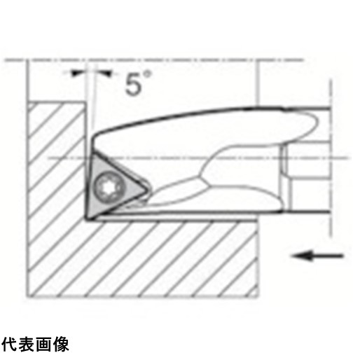 京セラ 内径加工用ホルダ [S25S-STLPL16-27A] S25SSTLPL1627A 1本販売 送料無料