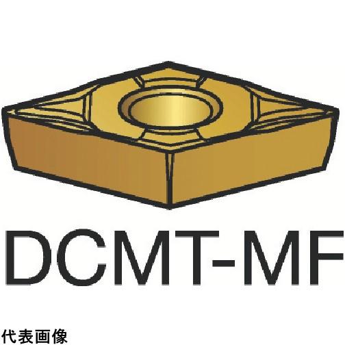 サンドビック コロターン107 旋削用ポジ・チップ 1115 [DCMT 07 02 04-MF 1115] DCMT070204MF 10個セット 送料無料