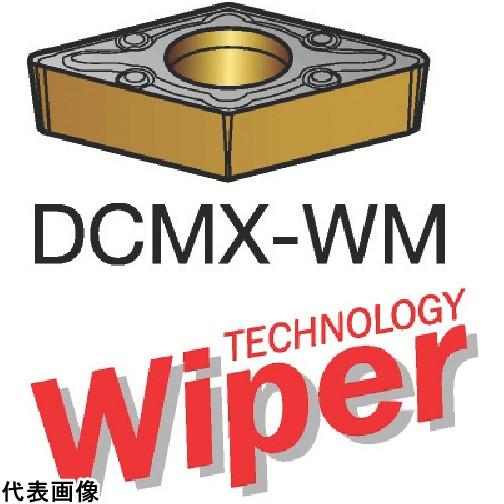 サンドビック コロターン107 旋削用ポジ・チップ 1115 [DCMX 11 T3 08-WM 1115] DCMX11T308WM 10個セット 送料無料