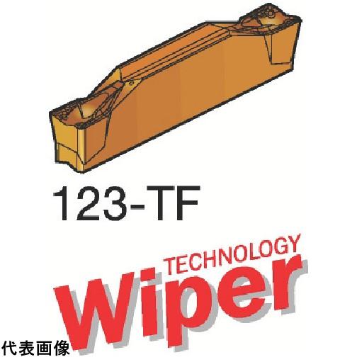 最高級 1145]  サンドビック 1145 突切り・溝入れチップ  送料無料:ルーペスタジオ コロカット2 [N123J2-0500-0004-TF 10個セット N123J205000004TF-DIY・工具