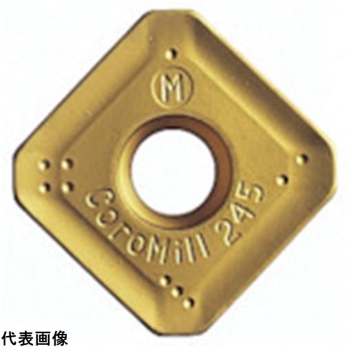 サンドビック コロミル245用チップ S40T [R245-12T3K-MM S40T] R24512T3KMM 10個セット 送料無料