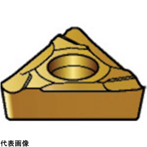 サンドビック コロターン107 旋削用ポジ・チップ 1515 [TCGX 09 02 04R-WK 1515] TCGX090204RWK 10個セット 送料無料