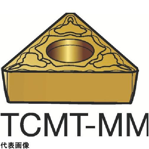 サンドビック コロターン107 旋削用ポジ・チップ 1115 [TCMT 11 03 08-MM 1115] TCMT110308MM 10個セット 送料無料