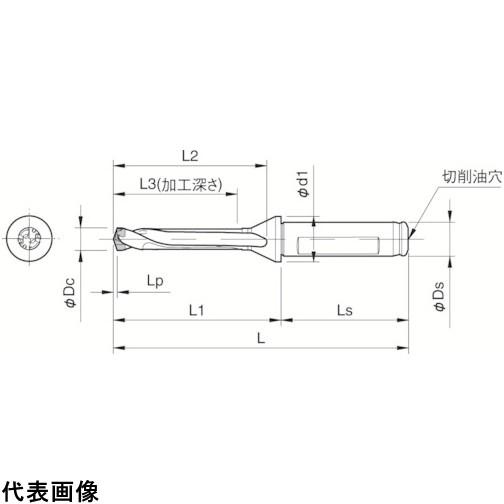 京セラ ドリル用ホルダ  [SF12-DRC085M-5] SF12DRC085M5 1本販売 送料無料