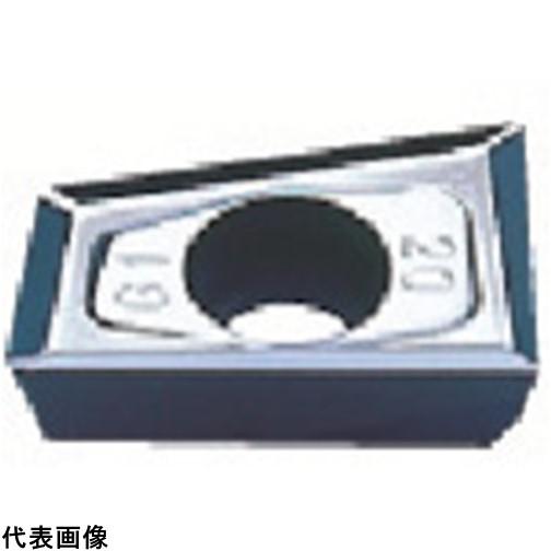 三菱 P級超硬カッター用ポジチップ HTI10 [QOGT1342R-G1 HTI10] QOGT1342RG1 10個セット 送料無料