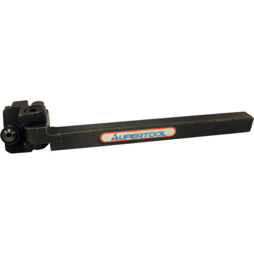 スーパーツール 切削ローレットホルダー(平目用)小径加工用 [KH1CA10R] KH1CA10R 販売単位:1 送料無料