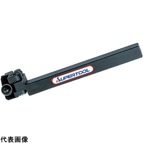スーパーツール 切削ローレットホルダー(平目用)小径加工用 [KH1CA12R] KH1CA12R 販売単位:1 送料無料